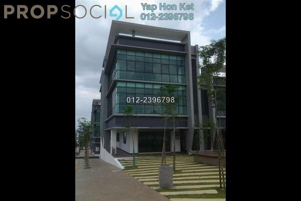 For Sale Shop at E-Boulevard, Denai Alam Freehold Unfurnished 0R/0B 3.15m