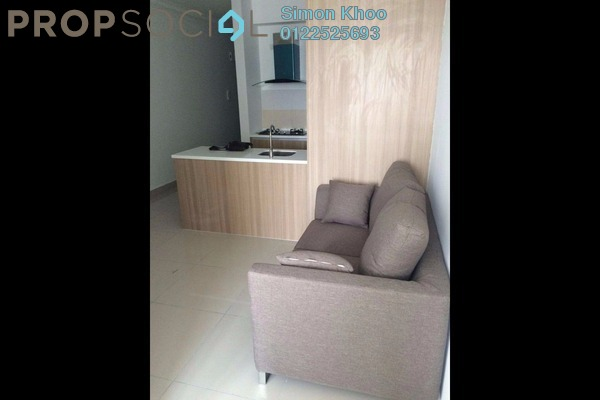 For Rent Serviced Residence at Pacific Place, Ara Damansara Leasehold Fully Furnished 1R/1B 1.4k