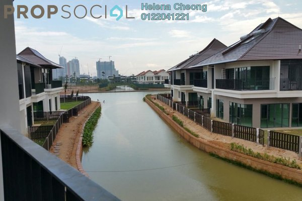 For Sale Semi-Detached at Setia Eco Glades, Cyberjaya Freehold Unfurnished 4R/5B 2.05m