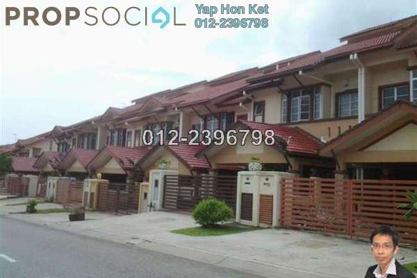 For Rent Terrace at Cassia, Denai Alam Leasehold Unfurnished 4R/3B 1.5k