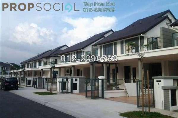 For Rent Terrace at Fernlane, Denai Alam Leasehold Unfurnished 4R/4B 1.7k