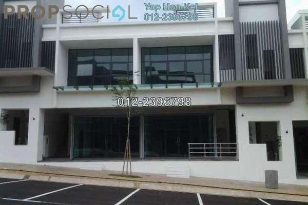 For Rent Shop at E-Boulevard, Denai Alam Freehold Unfurnished 0R/0B 2.8k