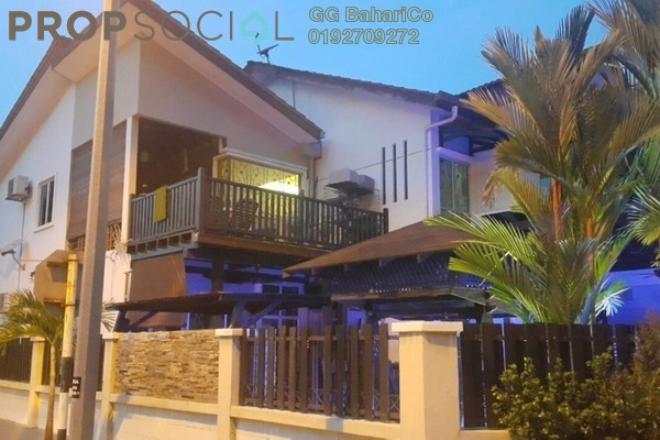 For Sale Terrace at Sunway Kayangan, Shah Alam Leasehold Fully Furnished 7R/5B 1.25m