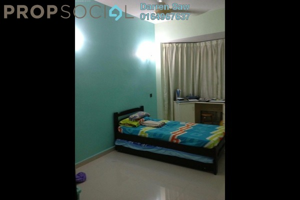 For Rent Condominium at Sunny Ville, Batu Uban Freehold Fully Furnished 3R/2B 1.6千