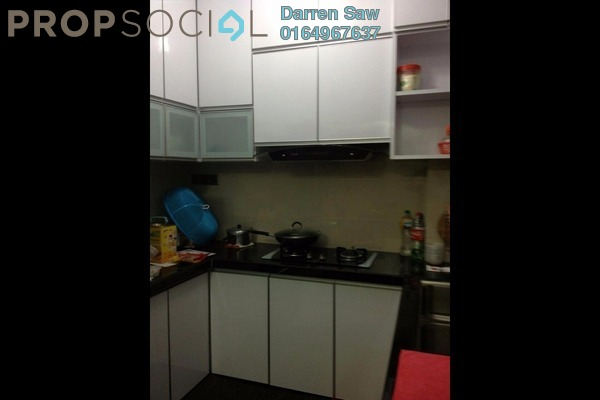 For Sale Condominium at Sunny Ville, Batu Uban Freehold Fully Furnished 3R/2B 580k