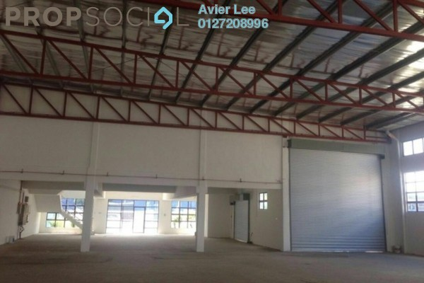 For Rent Factory at Taman Sungai Kapar Indah, Kapar Freehold Unfurnished 0R/3B 10.8k