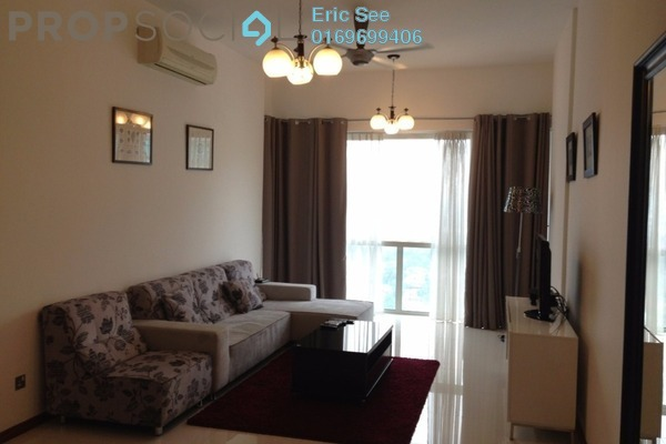 For Sale Condominium at Suasana Sentral Loft, KL Sentral Freehold Fully Furnished 2R/2B 1.35m