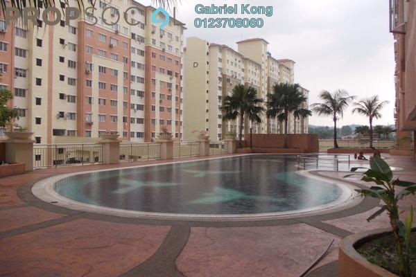 For Rent Apartment at Suria Kinrara, Bandar Kinrara Leasehold Semi Furnished 3R/2B 950translationmissing:en.pricing.unit