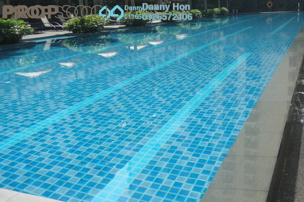 For Sale Condominium at Verticas Residensi, Bukit Ceylon Freehold Semi Furnished 2R/2B 1.76m