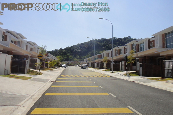 For Rent Terrace at Goodview Heights, Kajang Freehold Semi Furnished 4R/5B 2k