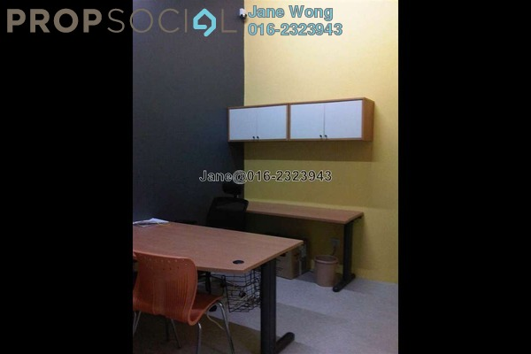 For Sale Office at Sunsuria Avenue, Kota Damansara Leasehold Semi Furnished 0R/0B 338k