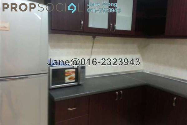 For Rent Condominium at D'Aman Ria, Ara Damansara Freehold Fully Furnished 3R/2B 1.7千