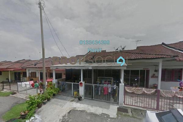 For Sale Terrace at Medan Lapangan Sentosa, Ipoh Leasehold Unfurnished 3R/1B 195k