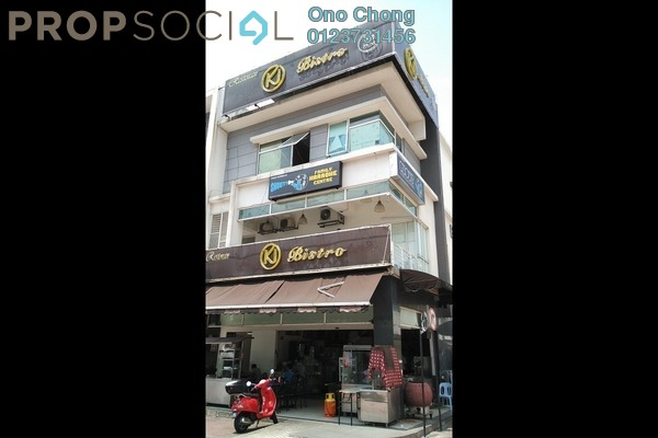 For Sale Shop at Zenith Corporate Park, Kelana Jaya Leasehold Semi Furnished 0R/6B 2m