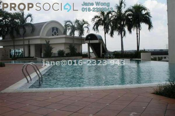 For Rent Condominium at The Boulevard, Subang Jaya Leasehold Fully Furnished 3R/3B 2.8k