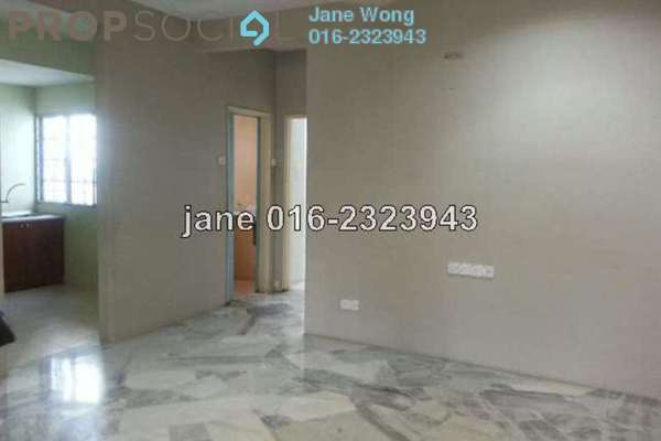 For Rent Townhouse at Taman Mayang, Kelana Jaya Freehold Semi Furnished 3R/2B 1.7k