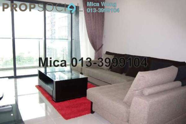 For Rent Condominium at A'Marine, Bandar Sunway Leasehold Fully Furnished 3R/3B 5k