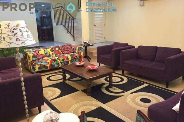 For Rent Terrace at SS12, Subang Jaya Leasehold Fully Furnished 5R/3B 3k