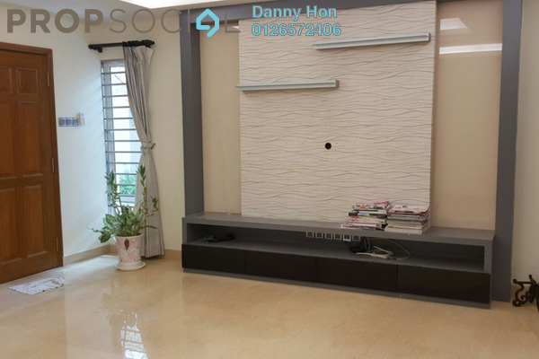For Sale Semi-Detached at Happy Garden, Old Klang Road Freehold Semi Furnished 5R/4B 1.45m