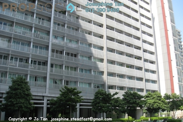 For Sale Condominium at Dua Residency, KLCC Freehold Semi Furnished 4R/3B 1.88m