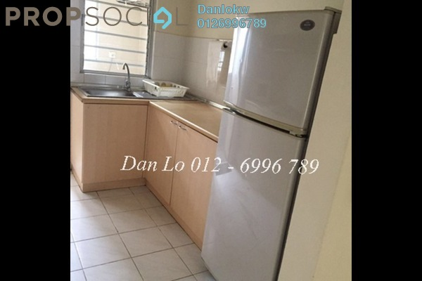 For Sale Condominium at Seri Maya, Setiawangsa Freehold Fully Furnished 3R/2B 720k