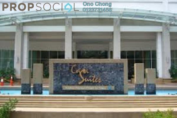 For Sale Apartment at Casa Suites, Petaling Jaya Freehold Semi Furnished 2R/2B 588k