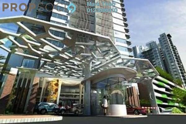 For Sale Condominium at Arte KL, Kuchai Lama Leasehold Unfurnished 5R/3B 848k