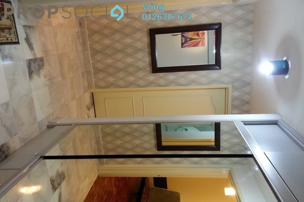For Rent Condominium at Sunway Sutera, Sunway Damansara Leasehold Fully Furnished 3R/2B 1.95k