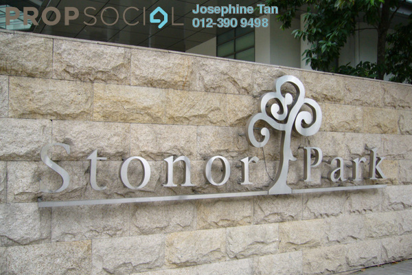 For Sale Condominium at Stonor Park, KLCC Freehold Semi Furnished 4R/3B 3.4百万
