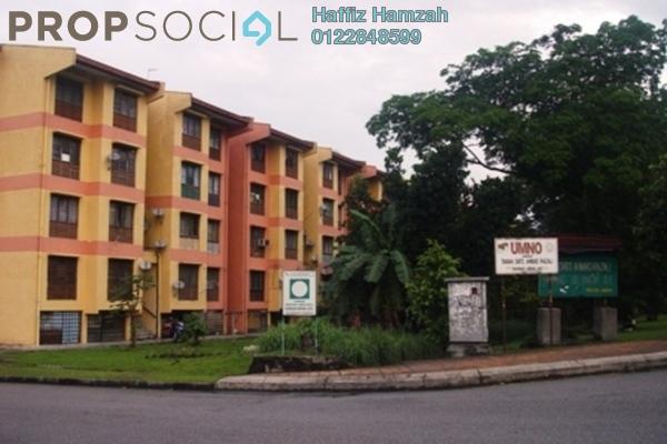 For Rent Apartment at Taman Dato Ahmad Razali, Ampang Freehold Unfurnished 2R/1B 750translationmissing:en.pricing.unit