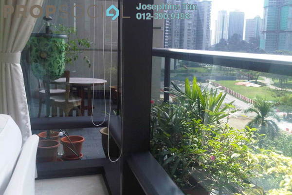 For Sale Condominium at The Troika, KLCC Freehold Semi Furnished 3R/2B 3.17m