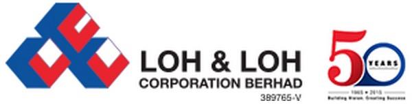 Developer of NK Residences, Loh & Loh Corporation Berhad