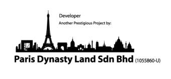 Developed By Paris Dynasty Land Sdn Bhd