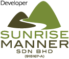 Developed By Sunrise Manner Sdn Bhd