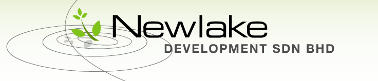 Developed By Newlake Development Sdn Bhd