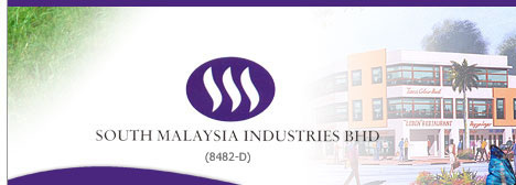 Developed By South Malaysia Industries Bhd