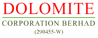 Developed By Dolomite Corporation Berhad
