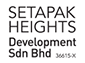 Developer of Infiniti3 Residences, Setapak Heights Development Sdn Bhd