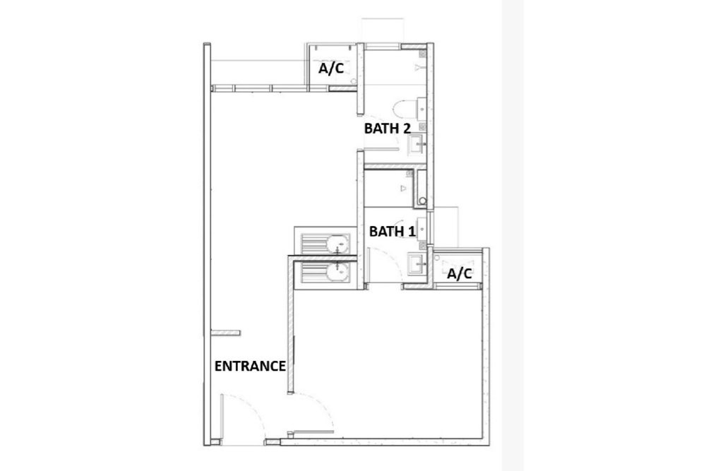 Midlands City Typical Floor Plan