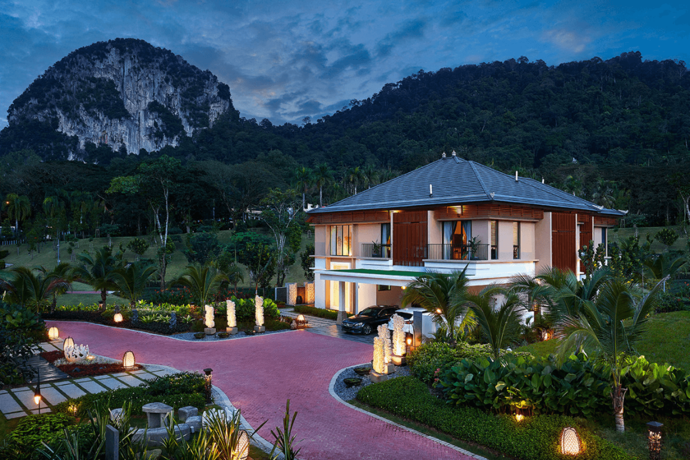 Rawang house for sale amantara setia eco templer link villas 1