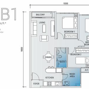 Type b b1 platinum arena propsocial small