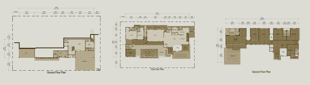 Setia Eco Park Hill Side Villas Floor Plan