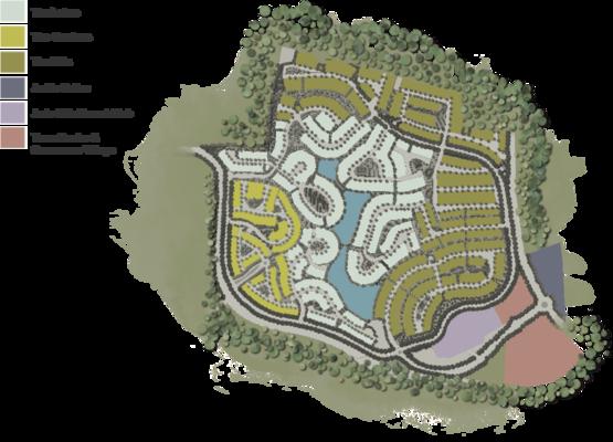 Master Plan of Jade Hills