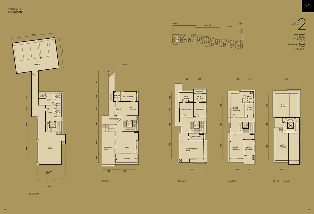 The Light Collection IV M1-02 Floor Plan