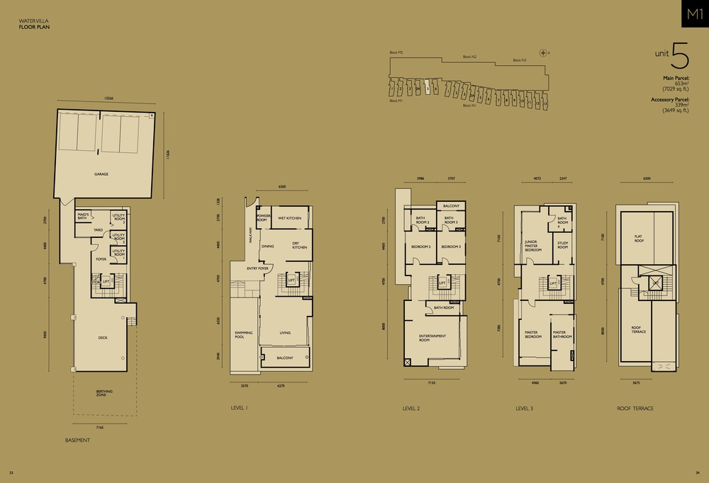The Light Collection IV M1-05 Floor Plan