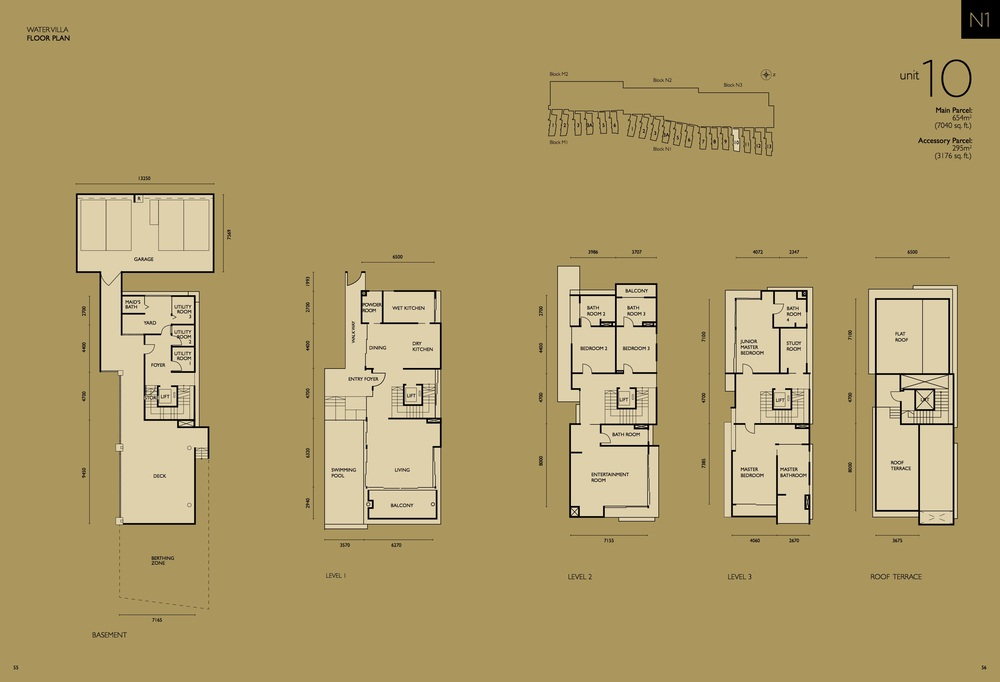 The Light Collection IV N1-10 Floor Plan