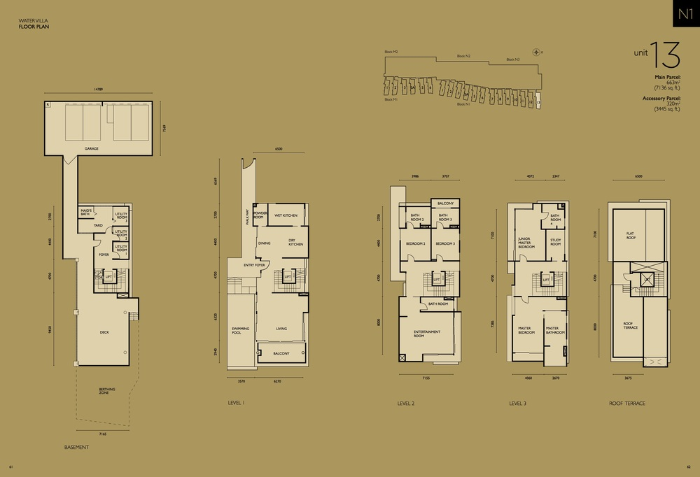 The Light Collection IV N1-13 Floor Plan