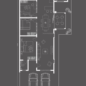 Nada alam single storey terrace propsocial small