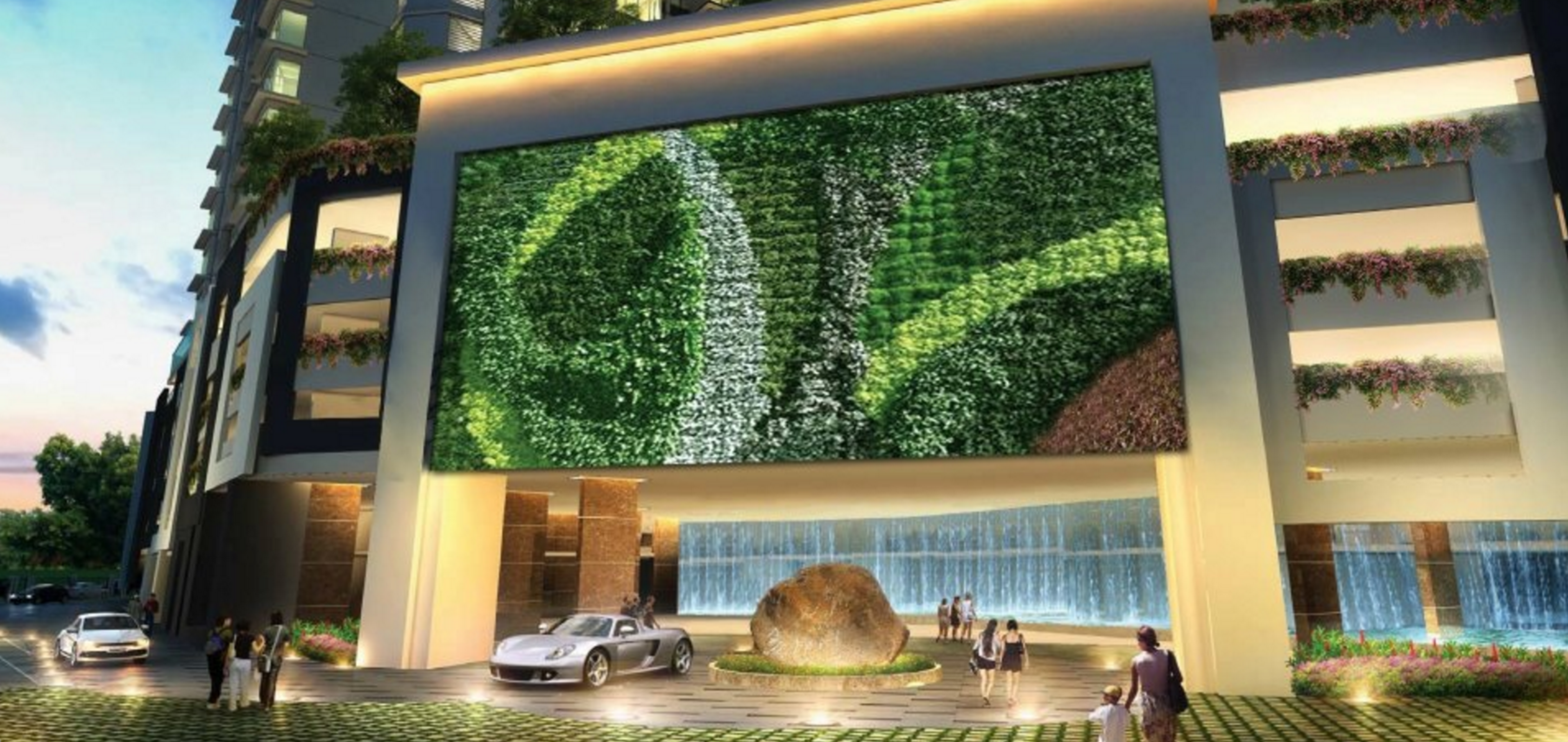 The clovers propsocial property condominium penang cover video