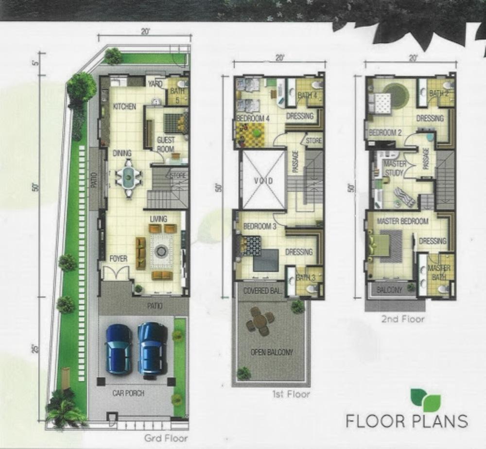 98 Greenlane Super Terrace Floor Plan